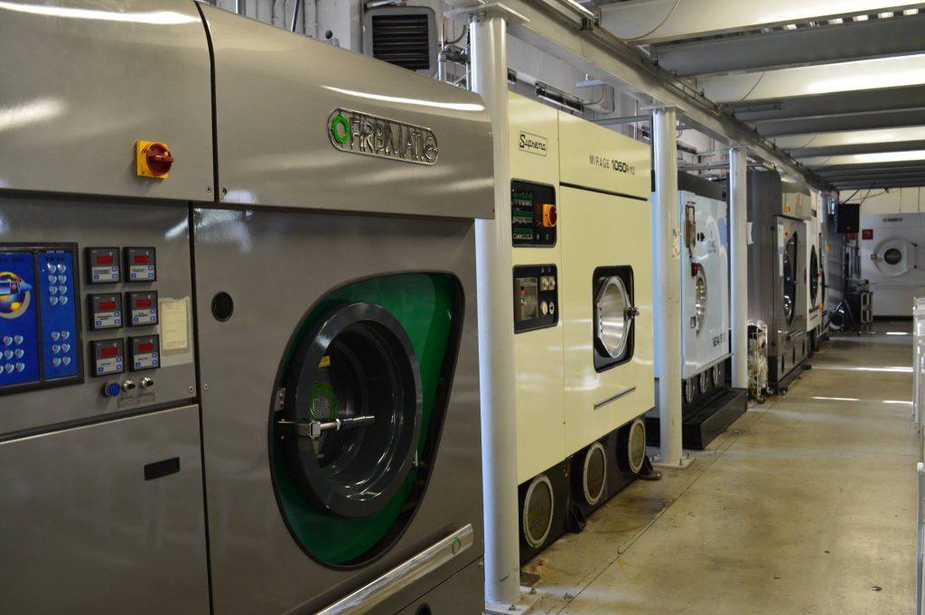 Lavaggio a secco (con idrocarburi)